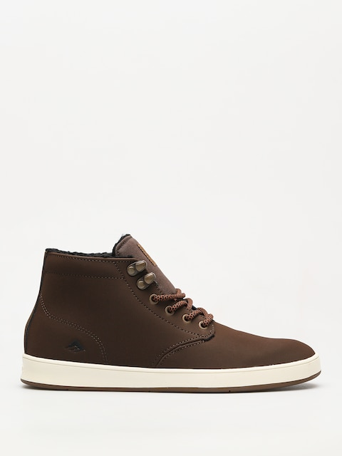Emerica Shoes Romero Laced High (brown)