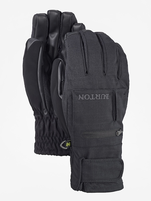 Burton Gloves Baker 2 in 1 Under Glove (true black)