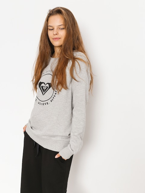 Roxy Sweatshirt Sunrise Deli A Wmn (heritage heather)