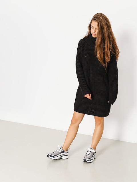 Roxy Dress Bubbles Story Wmn (true black)