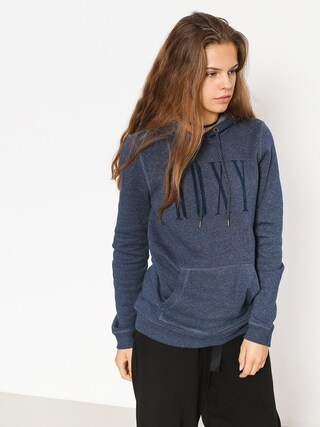 Roxy Hoodie Anotherscene HD Wmn (dress blues)