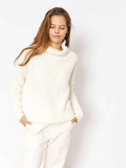 Roxy Sweater Bublesstorsweat Wmn (marshmallow)