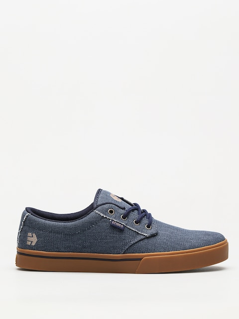 Etnies Shoes Jameson 2 Eco (dark blue/gum)