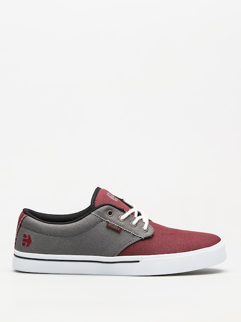 Etnies Shoes Jameson 2 Eco (red/white/grey)
