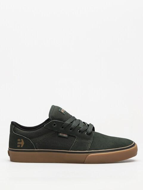 Etnies Schuhe Barge Ls (green/gum)