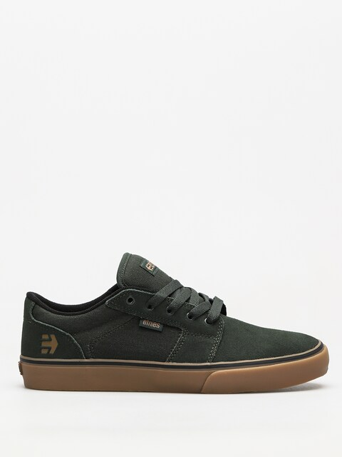Etnies Shoes Barge Ls (green/gum)