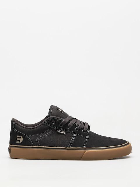 Etnies Shoes Barge Ls (black/charcoal/gum)