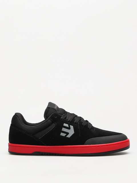 Etnies Shoes Marana (black/red/black)