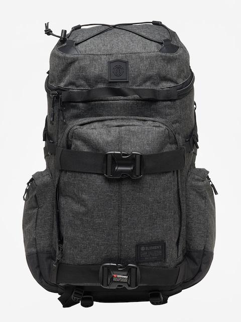 Element Backpack The Explorer (black grid htr)