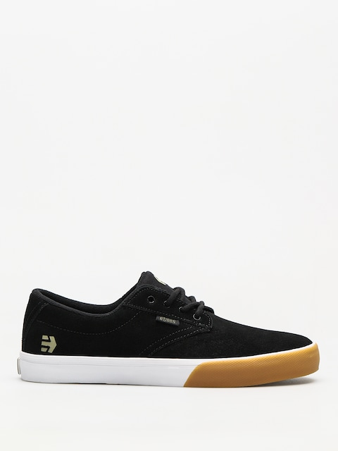 Etnies Shoes Jameson Vulc (black/gum/white)