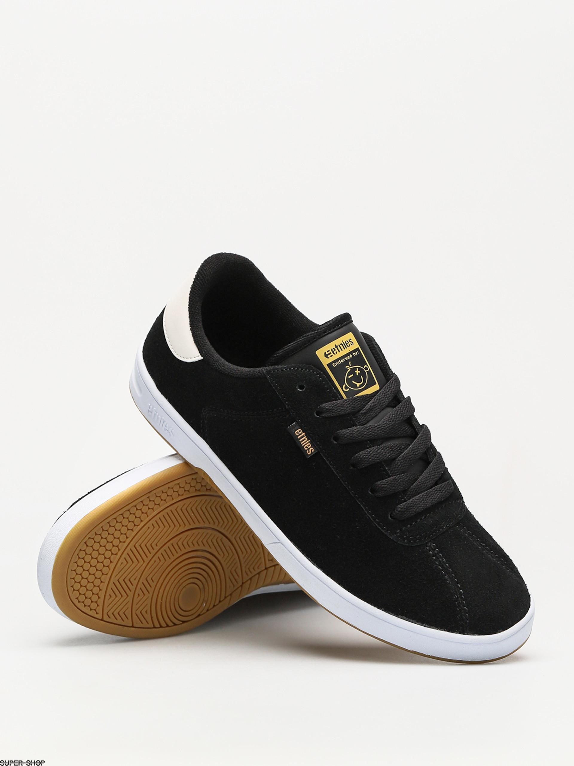 Etnies Shoes The Scam (black/white/gum)