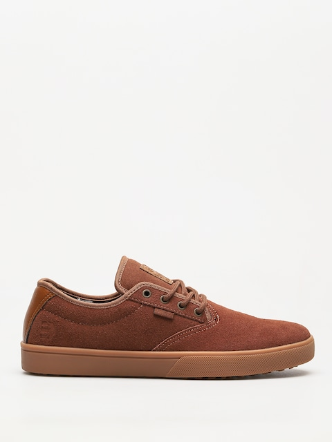 Etnies Shoes Jameson Slw (brown/gum/gold)