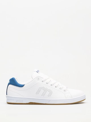Etnies Shoes Callicut Ls (white/blue/gum)