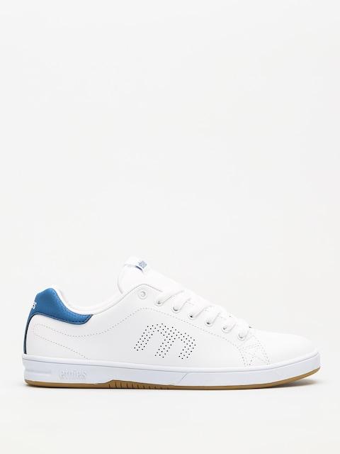Etnies Schuhe Callicut Ls (white/blue/gum)