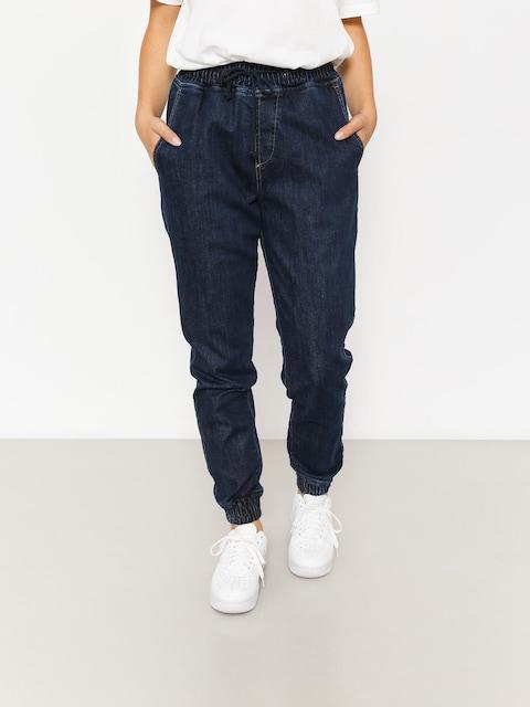 Diamante Wear Pants Rm Jeans Jogger Wmn (navy jeans)