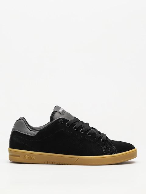Etnies Schuhe Callicut Ls (black/grey/gum)