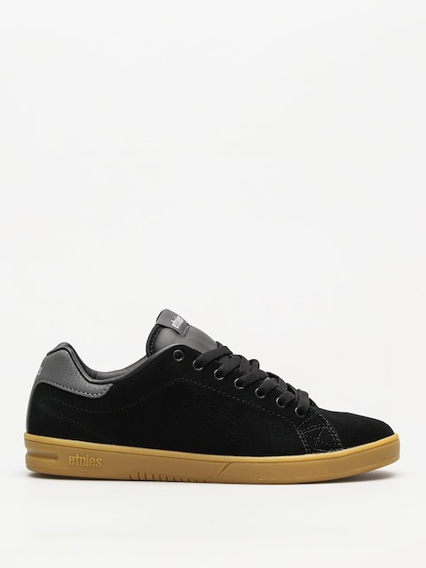 Etnies Shoes Callicut Ls (black/grey/gum)