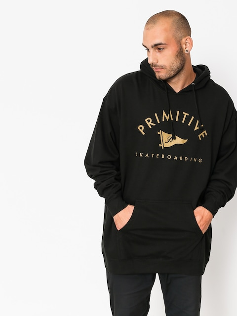 Primitive Hoodie Pennant Arch HD (black)