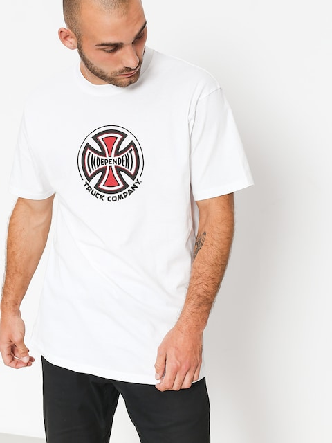 Independent T-Shirt Truck Co (white)