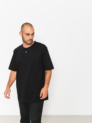 Stoprocent T-shirt Middle (black)