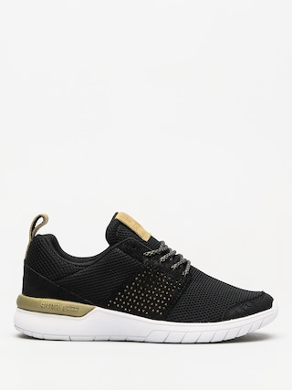 Supra Shoes Scissor Wmn (black/gold white)