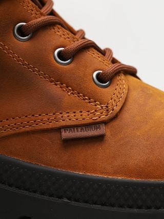 Palladium Shoes Pampa Sport Cuf Wp Lux (sunrise/carafe)