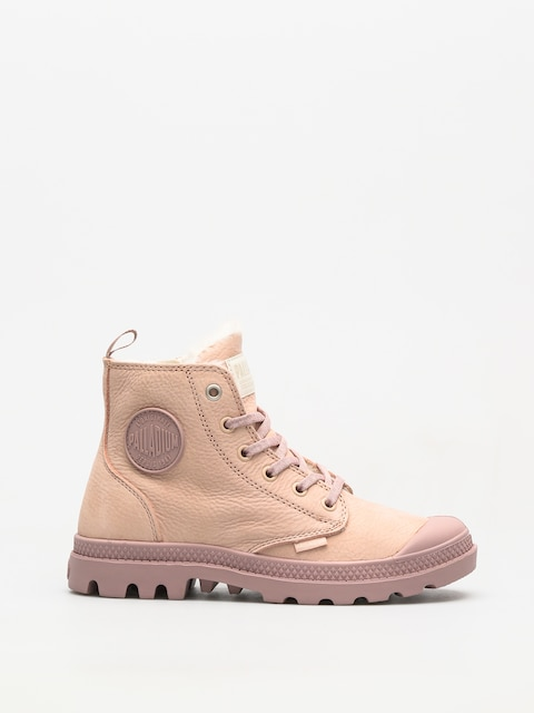 Palladium Shoes Pampa Hi Zip WL Wmn (rose dust/fawn)