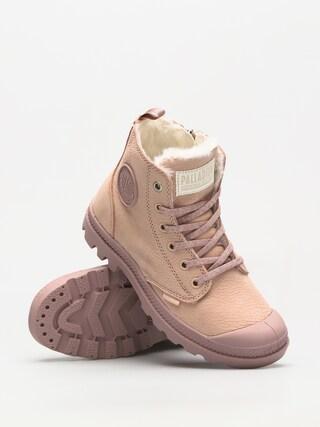 Palladium Shoes Pampa Hi Zip WL Wmn (rose dust/fawn)