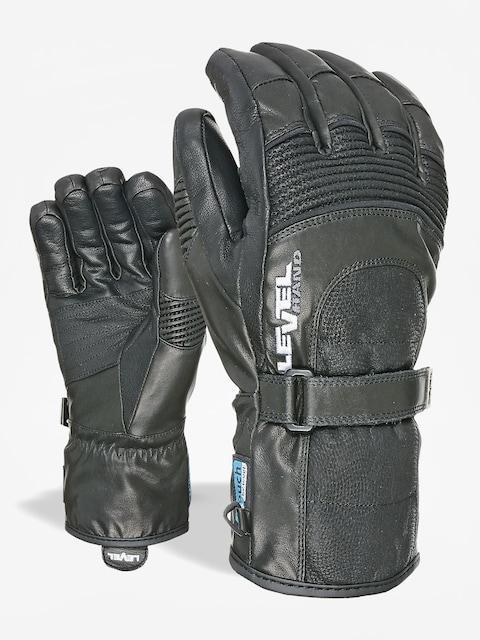 Level Gloves Bomber (black)