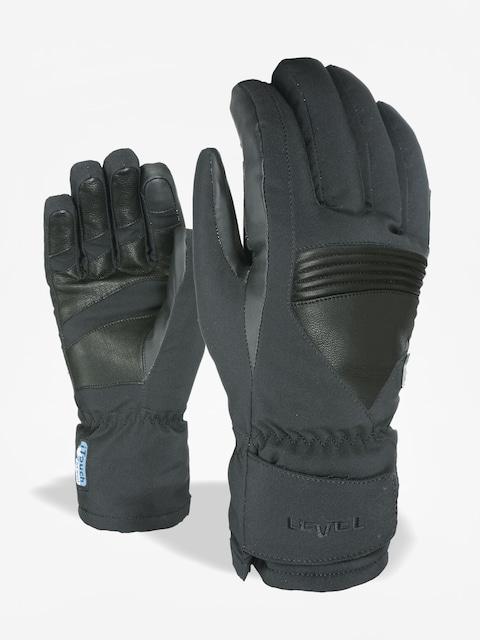 Level Handschuhe I Super Radiator Gore Tex (black)
