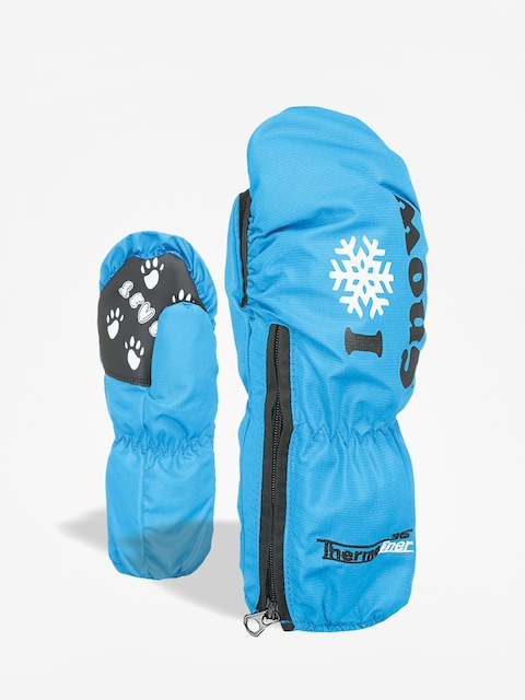 Level Gloves Kiddy Mitt (royal)