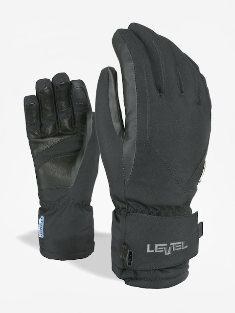 Level Gloves I Super Radiator Gore Tex Wmn (black)
