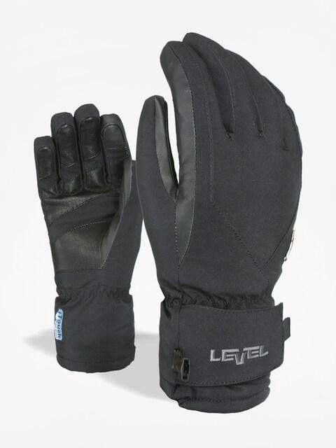 Level Handschuhe I Super Radiator Gore Tex Wmn (black)
