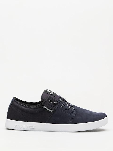 Supra Schuhe Stacks II (navy/white white)