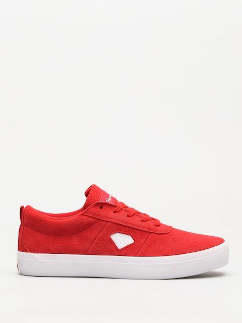 Diamond Supply Co. Schuhe Icon Twotone (red)