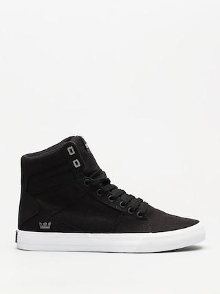 Supra Shoes Aluminum (black white)