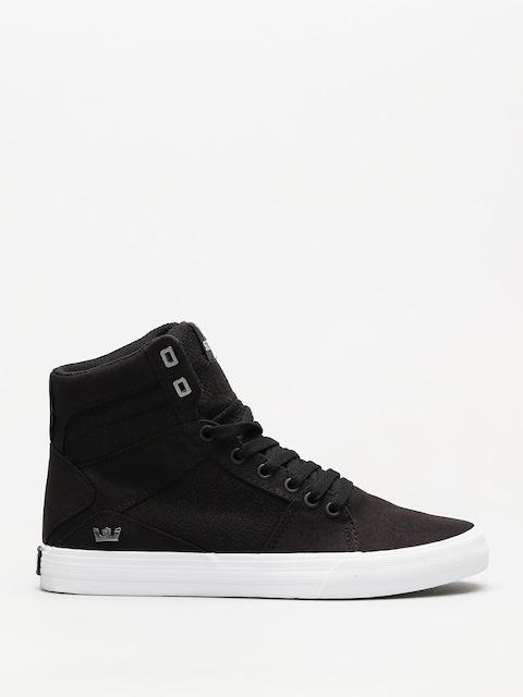 Supra Schuhe Aluminum (black white)