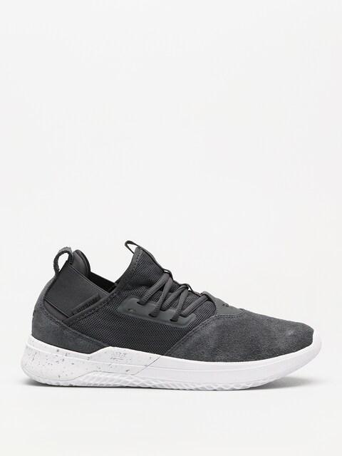 Supra Schuhe Titanium (dk grey white)