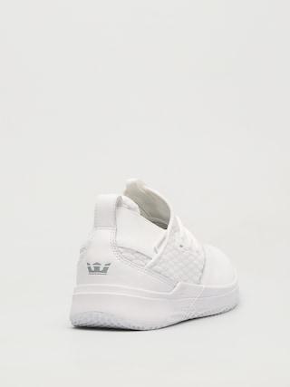 Supra Shoes Titanium (white white)