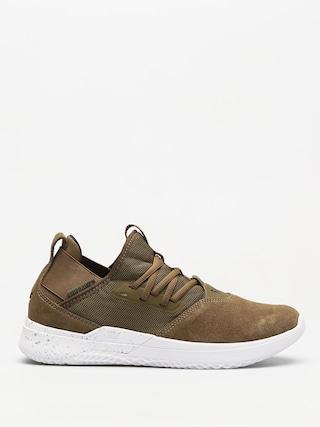 Supra Shoes Titanium (olive white)
