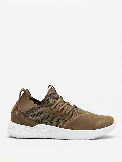 Supra Shoes Titanium (olive white)