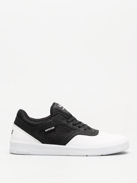 Supra Shoes Saint (white/black white)