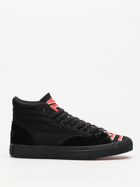 Diamond Supply Co. Shoes Select Hi Death Wish (black)