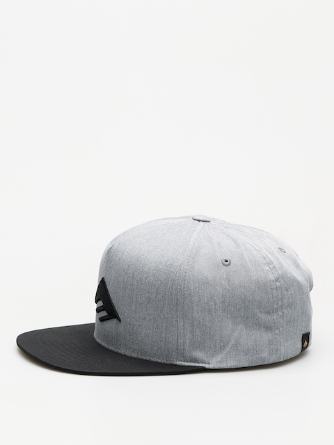 Emerica Cap Triangle Snapback ZD (grey/black)