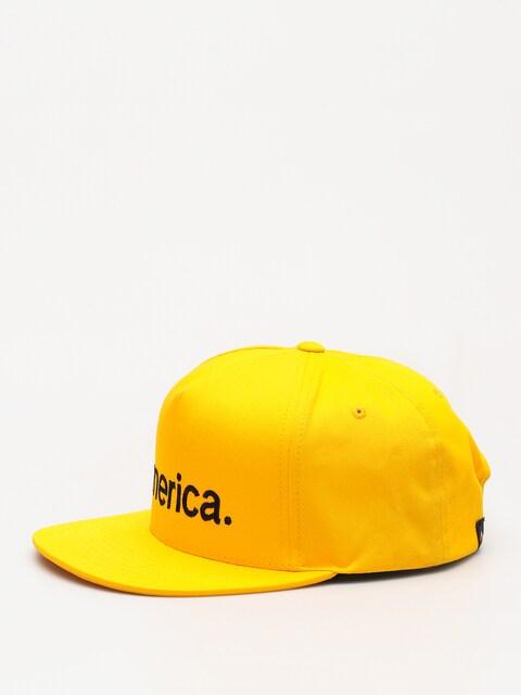 Emerica Cap Pure Snapback ZD (gold)