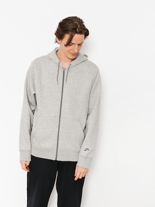 Nike SB Hoodie Sb Icon Essnl ZHD (dk grey heather/black)