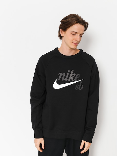 Nike SB Sweatshirt Sb Icon (black/white)