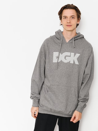 DGK Hoody Levels HD (gunmetal)
