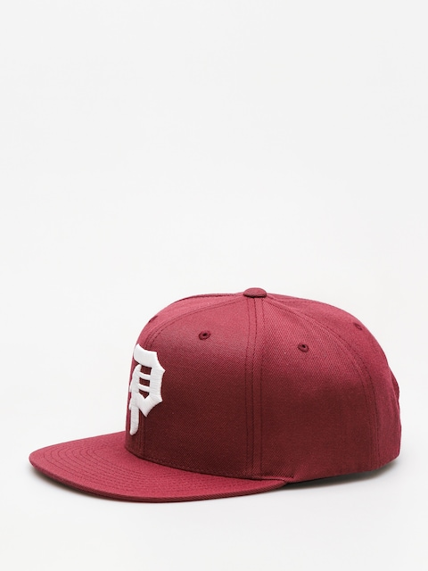 Primitive Cap Dirty P ZD (burgundy)