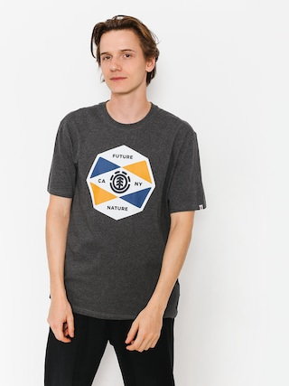 Element T-shirt Bisect (charcoal heathe)